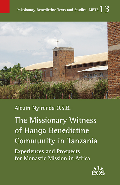 The Missionary Witness of Hanga Benedictine Community in Tanzania
