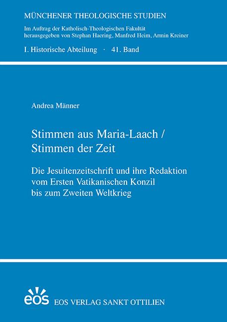 Stimmen aus Maria-Laach / Stimmen der Zeit