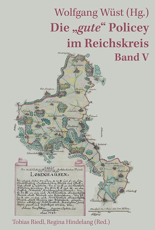 Policeyordnungen in den Markgraftümern Ansbach und Kulmbach-Bayreuth