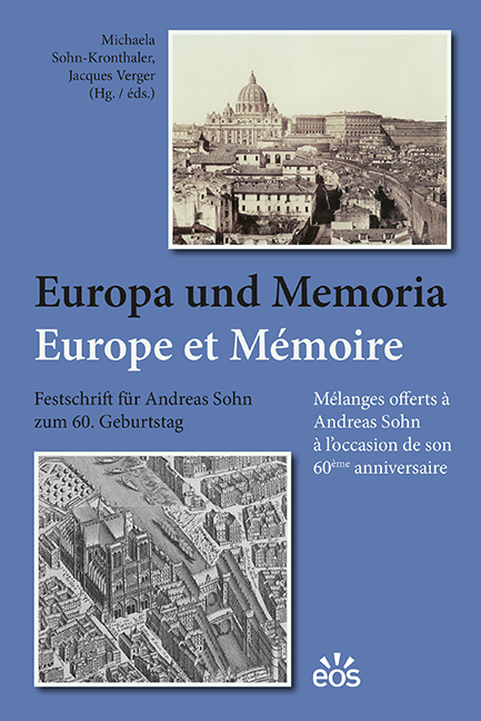 Europa und Memoria / Europe et Mémoire