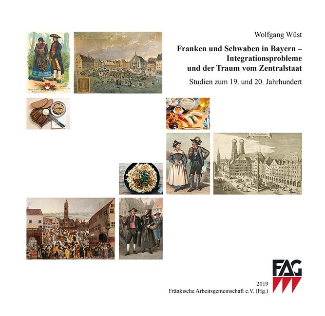 Franken und Schwaben in Bayern – Integrationsprobleme und der Traum vom Zentralstaat