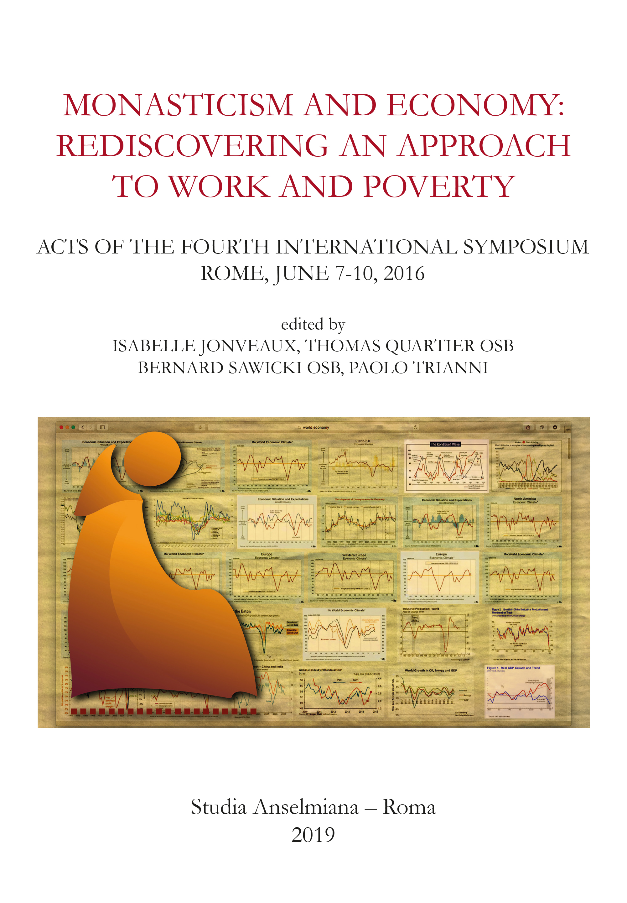Monasticism and Economy: Rediscovering an Approach to Work and Poverty (ebook)