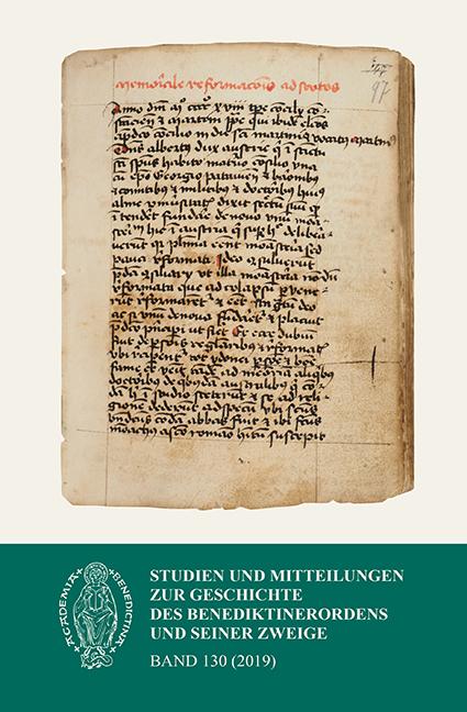 Studien und Mitteilungen zur Geschichte des Benediktinerordens 130 (2019)
