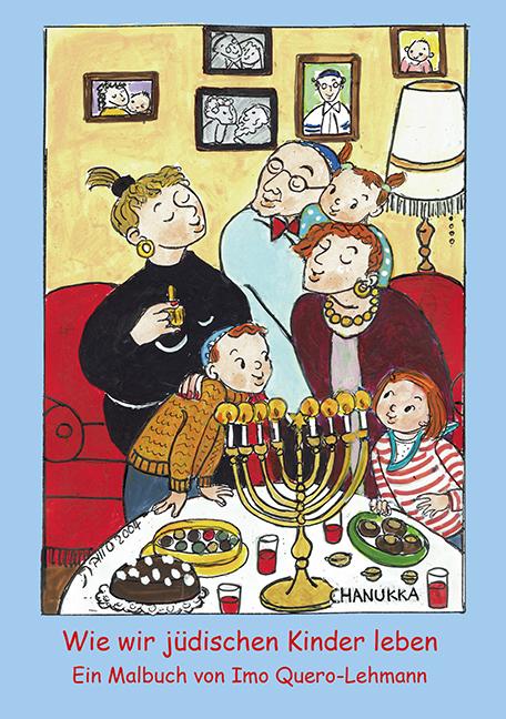 Wie wir jüdischen Kinder leben