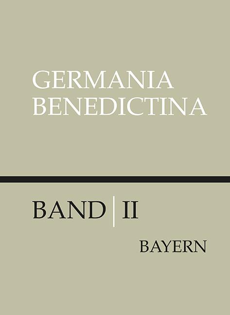 Die Männer- und Frauenklöster der Benediktiner in Bayern (ebook)