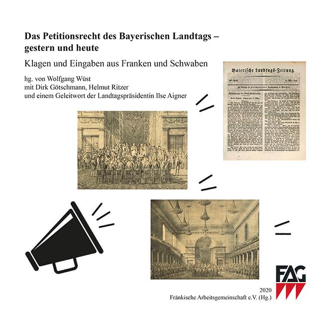 Das Petitionsrecht des Bayerischen Landtags – gestern und heute