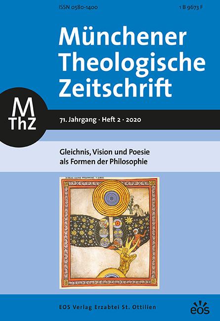 Münchener Theologische Zeitschrift 71 (2020/2)