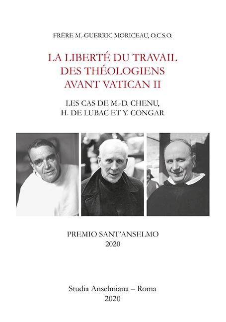 La liberté du travail des théologiens avant Vatican II (ebook)