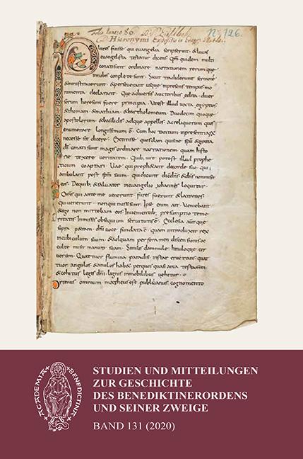 Studien und Mitteilungen zur Geschichte des Benediktinerordens 131 (2020)