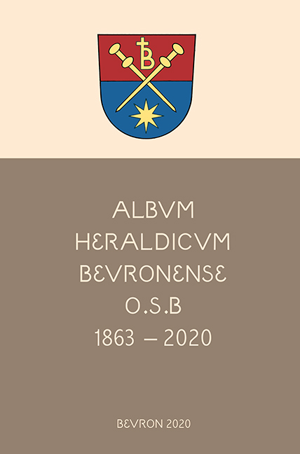 Album heraldicum Beuronense O.S.B. 1863 – 2020