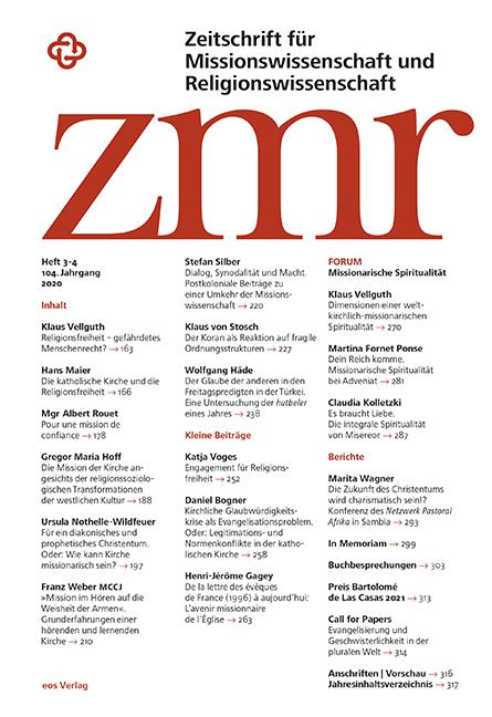 ZMR 104 (2020/3-4)