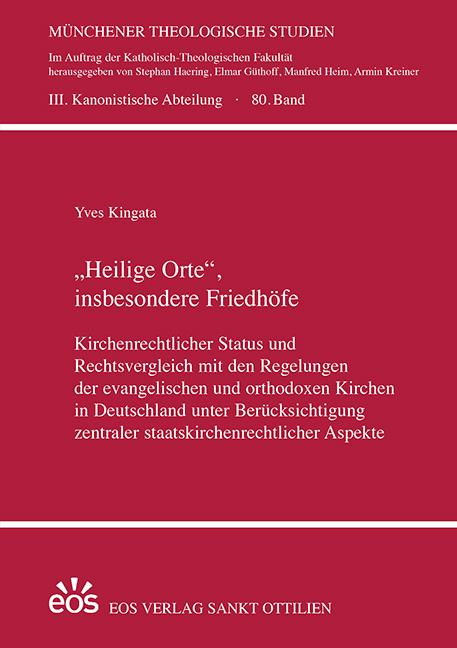 """Heilige Orte"", insbesondere Friedhöfe (ebook)"