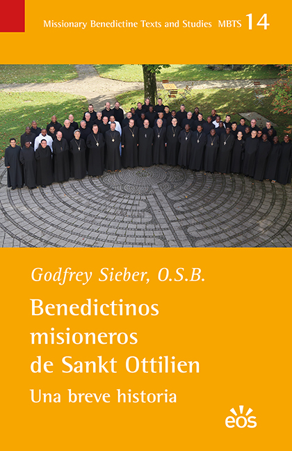 Benedictinos misioneros de Sankt Ottilien