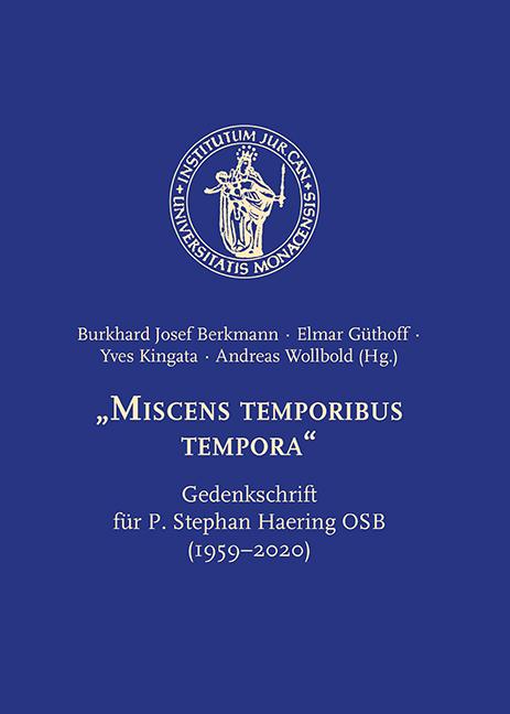 """""""Miscens temporibus tempora"""