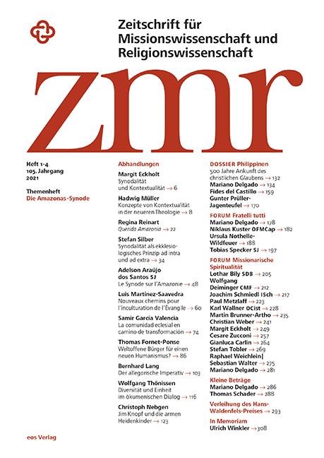 ZMR 105 (2021/1-4) - Doppelausgabe
